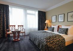 Hotel Apollofirst Amsterdam - 阿姆斯特丹 - 睡房