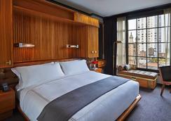纽约中央公园总督酒店 - 纽约 - 睡房