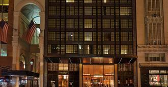 纽约总督酒店 - 纽约 - 建筑