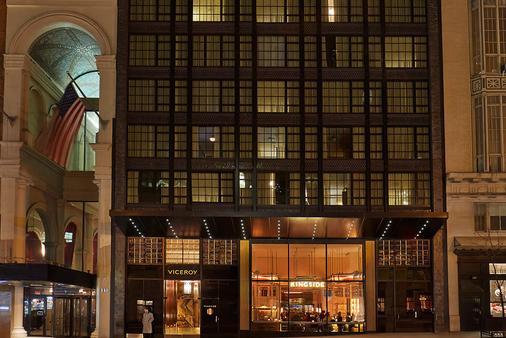 纽约中央公园总督酒店 - 纽约 - 建筑
