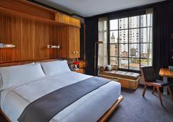 纽约总督酒店 - 纽约 - 睡房