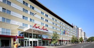 柏林酒店 - 柏林 - 建筑
