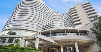 伊斯坦布尔康莱德酒店 - 伊斯坦布尔 - 建筑