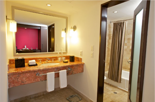 坎昆凯悦酒店 - 坎昆 - 浴室