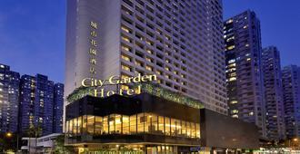 香港城市花园酒店 - 香港 - 建筑
