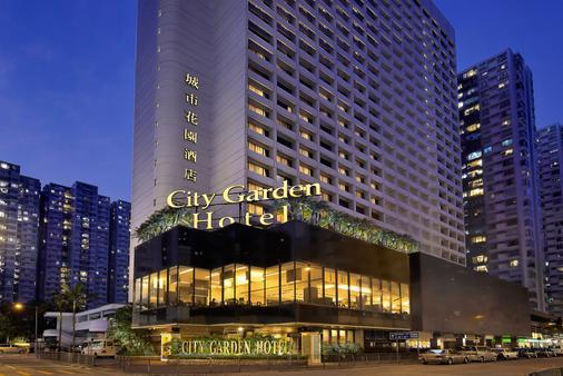 香港城市花園酒店 - 香港 - 建筑