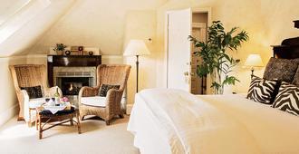 1801 第一酒店 - 纳帕 - 睡房