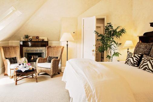 1801第一家豪华住宿加早餐旅馆 - 纳帕 - 睡房