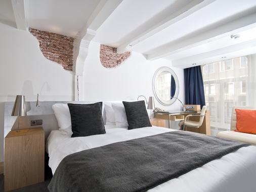 阿姆斯特丹丽笙酒店 - 阿姆斯特丹 - 睡房