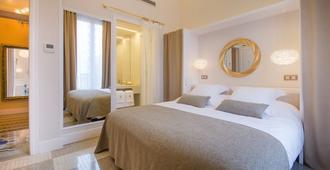 安科纳现代主义之家住宿加早餐旅馆 - 巴塞罗那 - 睡房
