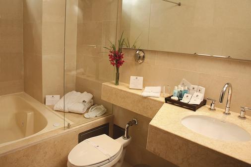 蓝色套房酒店 - 波哥大 - 浴室
