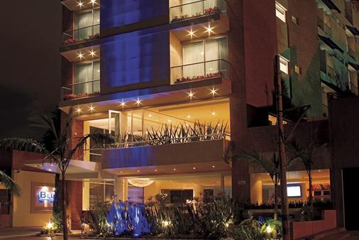 蓝色套房酒店 - 波哥大 - 建筑