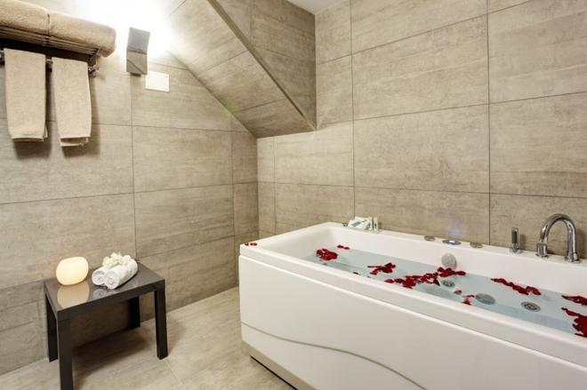 蔚蓝海岸酒店 - 马略卡岛帕尔马 - 浴室