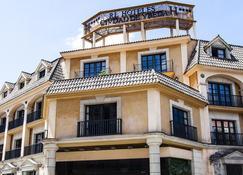 Rl乌韦达城市酒店 - 乌韦达 - 建筑