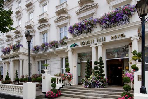 伦敦假日别墅酒店 - 伦敦 - 建筑