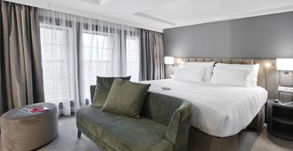 佩斯塔纳河畔-Lvx首选酒店 - 阿姆斯特丹 - 睡房