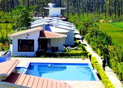 Corbett Treat Resort - Dhela - 建筑