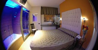 那不勒斯卡萨尔酒店 - 那不勒斯 - 睡房