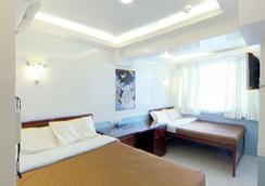 宇宙宾馆(12楼) - 香港 - 睡房