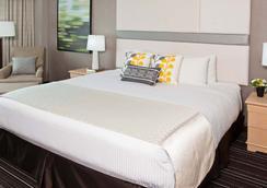 艾尔文奥兰治郡机场皇冠假日酒店 - 欧文 - 睡房