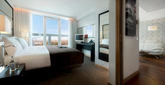 伦敦佩斯塔纳切尔西桥酒店&spa - 伦敦 - 睡房