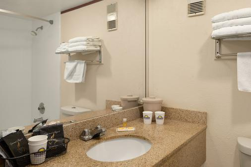 戴斯迈阿密国际机场酒店 - 迈阿密 - 浴室