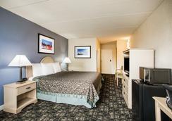 戴斯迈阿密国际机场酒店 - 迈阿密 - 睡房