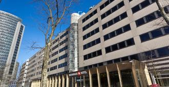 阿姆斯特丹市西部梅宁阁酒店 - 阿姆斯特丹 - 建筑