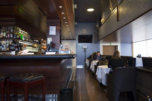 米兰米开朗基罗酒店 - 米兰 - 酒吧