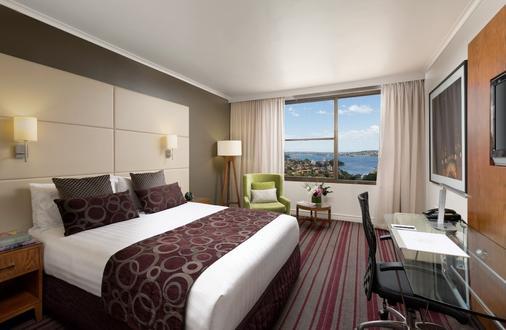 里吉斯北悉尼酒店 - 悉尼 - 睡房