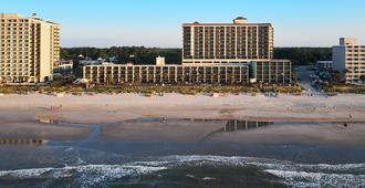 康帕斯湾酒店 - 默特尔比奇 - 建筑
