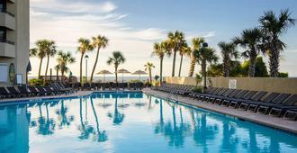 大洋礁度假酒店 - 默特尔比奇 - 游泳池