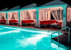 埃克瓜达莱特酒店 - 赫雷斯-德拉弗龙特拉 - 游泳池
