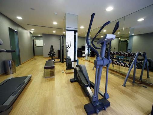 达斯乐思欧洲之星酒店 - 里斯本 - 健身房