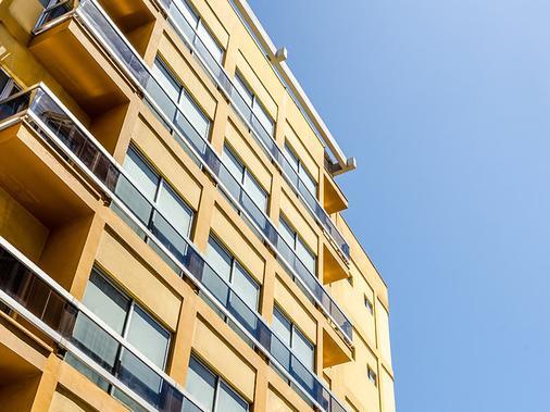 阿丽斯奥斯特拉斯酒店 - 大加那利岛拉斯帕尔马斯 - 建筑