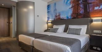 欧洲之星赫罗斯莫酒店 - 波尔图 - 睡房