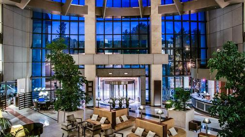 马德里米拉希尔拉喜来登度假酒店 - 马德里 - 大厅