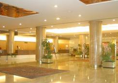 欧洲之星波士顿酒店 - 萨拉戈萨 - 大厅