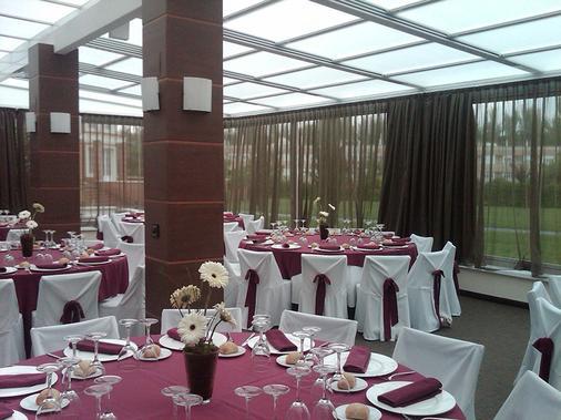 欧洲之星扎祖埃拉公园酒店 - 马德里 - 宴会厅