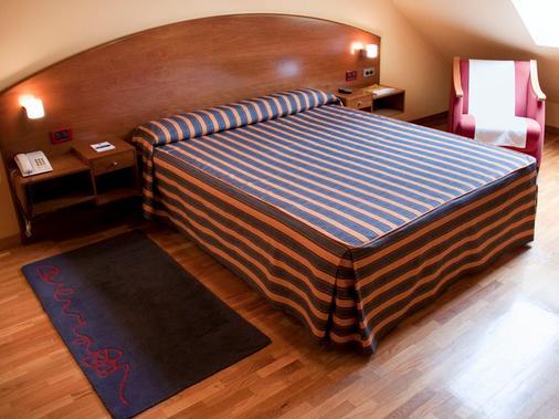 埃玛奇斯桃酒店 - 奥维多 - 睡房