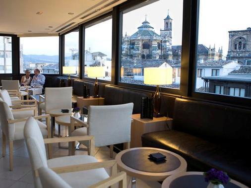 格兰维亚欧洲之星酒店 - 格拉纳达 - 酒吧