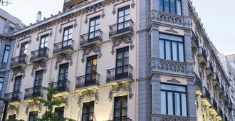 欧星格兰维阿酒店 - 格拉纳达 - 建筑