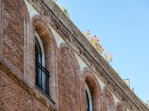 里瑞卡豪图萨酒店 - 马德里 - 户外景观