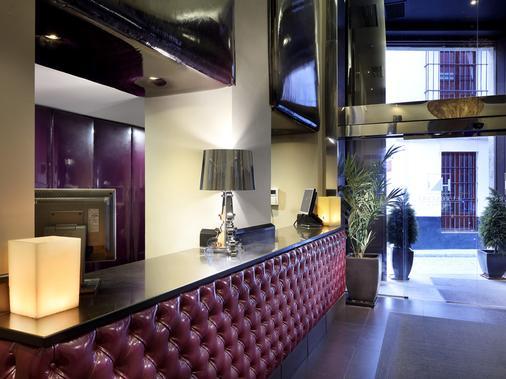 塞维利亚欧洲之星酒店 - 塞维利亚 - 柜台