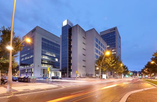 Wtc埃克萨拉戈萨酒店 - 萨拉戈萨 - 建筑