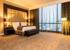 巴拿马城欧洲之星酒店 - 巴拿马城 - 睡房