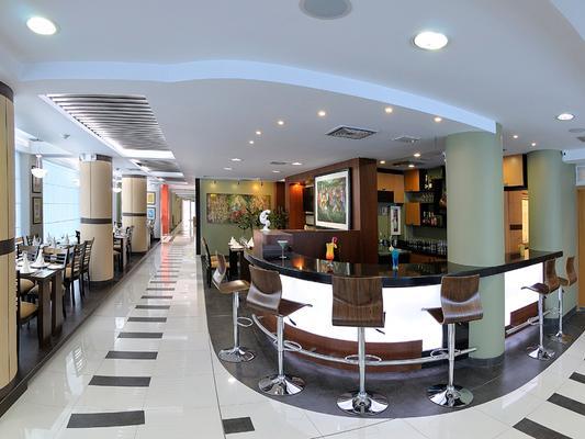 埃克格雷里亚曼金酒店 - 瓜亚基尔 - 酒吧