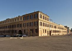 欧洲之星罗马亚特尔纳酒店 - 罗马 - 建筑