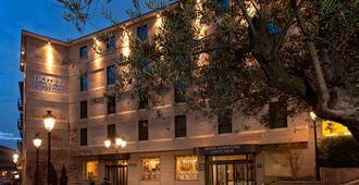 拉斯克拉拉斯欧洲之星酒店 - 萨拉曼卡 - 建筑