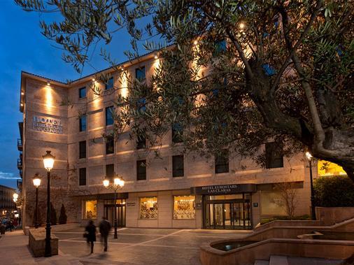 梅里亚拉斯克拉拉斯精品酒店 - 萨拉曼卡 - 建筑